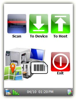 logiciel de saisie portable