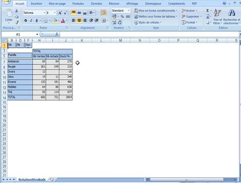 logiciel de caisse xl pos et Excel