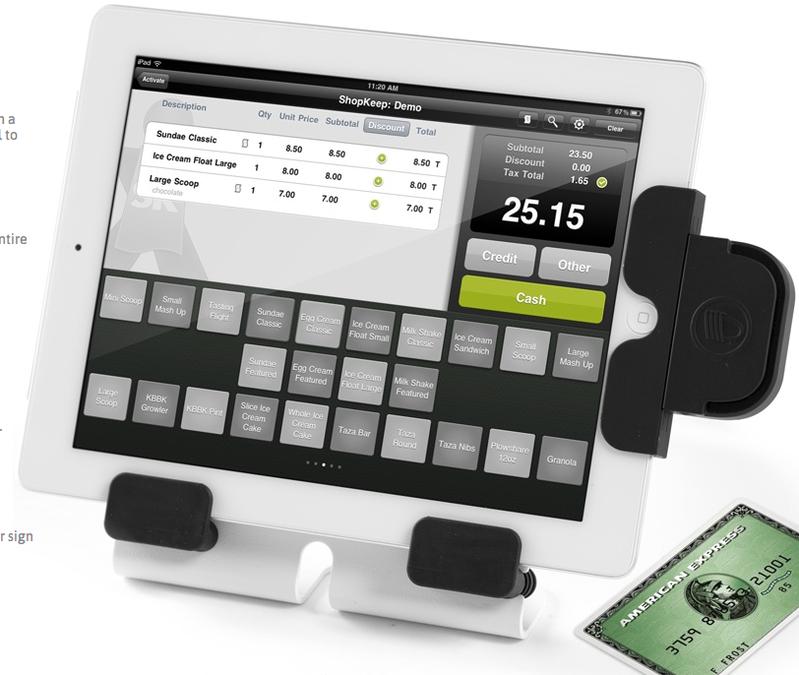 Logiciel de caisse shopkeeppos logiciel de caisse pour ipad complet - Caisse apple ...