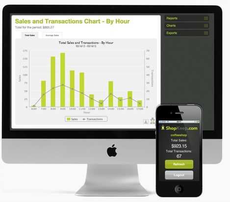 ShopKeepPOS, logiciel de caisse pour iPad