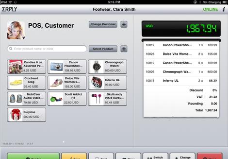 logiciel de caisse restaurant pour mac