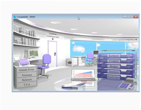 Memsoft TPV Oxygène: comptabilité