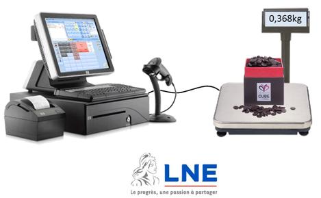 Sage ApiCommerce et Ciel Point de Vente: connexion balance LNE