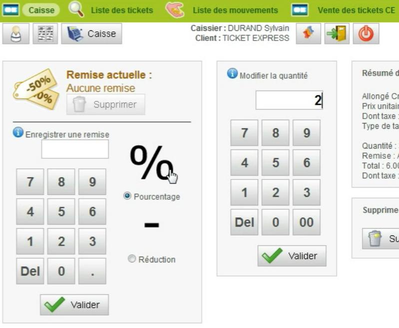 Exceptionnel Logiciel de caisse - ExtraClub : gestion full web de salle de  CJ22