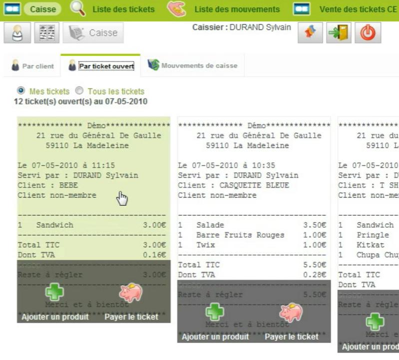 logiciel de caisse extraclub gestion web de salle de fitness avec module de caisse