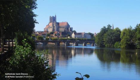 La cathédrale d'Auxerre choisit le logiciel de caisse Melkal
