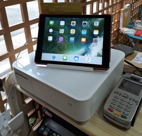 La caisse iPad de Melkal