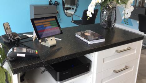 Logiciel de caisse Melkal avec la caisse Star mPop sur iPad