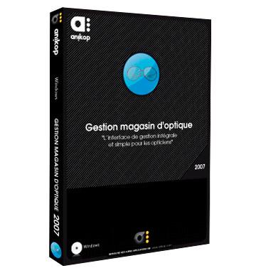 Logiciel Anikop Gestion magasin d'optique