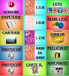 la vente de photocopies dans Atthis
