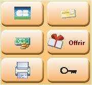 logiciel de caisse EBP Point de Vente: les fonctions de caisse