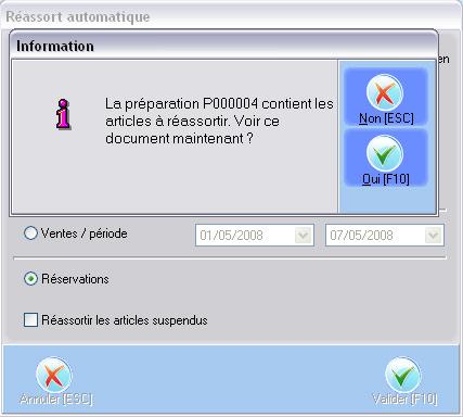 réapprovisionnement sur commande client avec Firstmag *