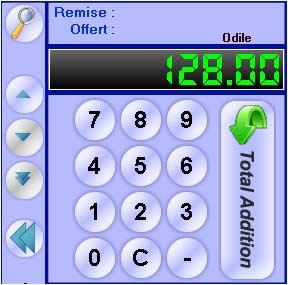 gestmag 2006: ecran de vente