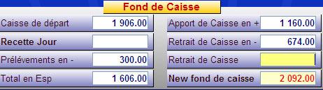 gestmag 2006: le fond de caisse