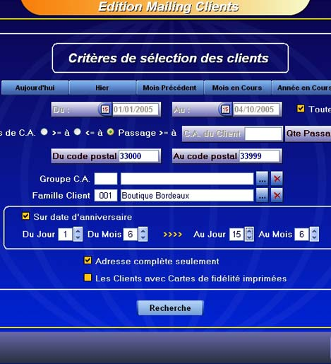 Gestmag Multi Sites : Mailing, emailing, et sms-mailing - Modification de ticket à partir du site central (27)