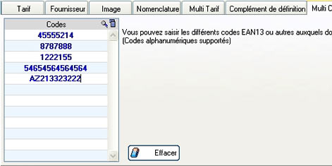 logiciel de caisse gosshop