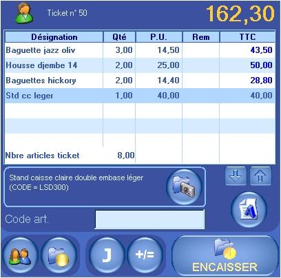 logiciel de caisse ht-soft commerce