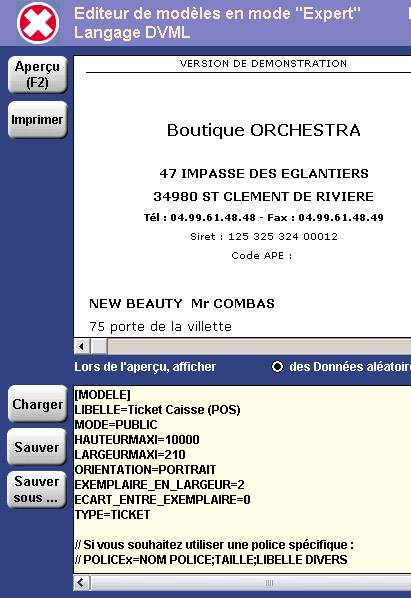 Point2vente : Gestmag - Softhair - Orchestra Point de Vente (4) -- 08/02/06