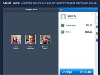 PayPal Here: gestion de plusieurs utilisateurs sur le même iPad