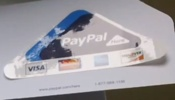 Autocollant PayPal Here