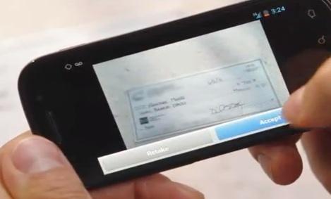 Scan du chèque terminé!