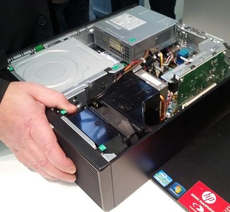 Pos modulaire de HP