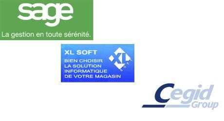 Sage, Cegid, XL Soft
