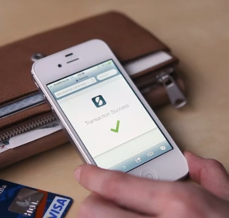 Validation d'une transaction bancaire avec SumUp